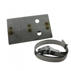 Optex RLS-PB Pole Mount Bracket