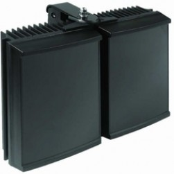 Raytec RM200-AI-50 Double Panel 200 Hi Power Infra-Red w/50-100 degree Adaptive Illumination, 850nm, inc PSU