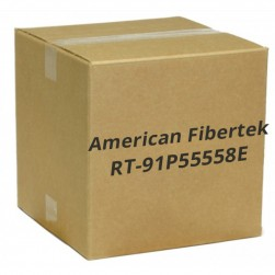 American Fibertek RT-91P55558E Rack Card Video Transmitter, 2-Slot, Multi-Mode