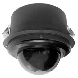 Pelco S6220-YB0 2 Megapixel Spectra Enhanced HD IP Network PTZ Dome Camera, 20X Lens
