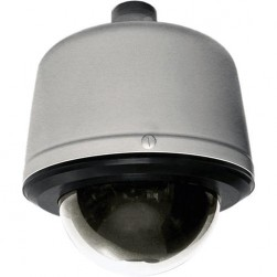Pelco S6230-PG0 2 Megapixel Spectra Enhanced HD Standard Pendant IP PTZ Dome Camera, Smoked, 30X Lens, Gray