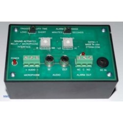 ETS SARM-1 Sound Activated Relay Module