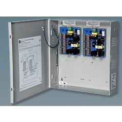 Altronix Sav36D Thirty-six (36) Output Power Supply, 12VDC @ 11 Amp, PTC Protected, Grounded Power Cord, UL Listed