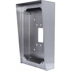 Aiphone SBX-ISDVFP 18-Gauge Stainless Steel Surface Mount Box