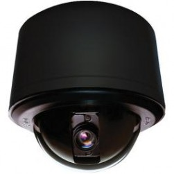 Pelco SD436-PB-0 Spectra IV SE 36X Integrated Dome Camera System, Smoked Bubble, Black, NTSC
