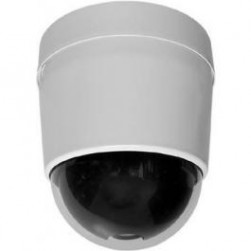 Pelco SD436-SMW-0 Spectra IV SE Surface Mount Dome Camera System, Smoked Bubble, White, NTSC