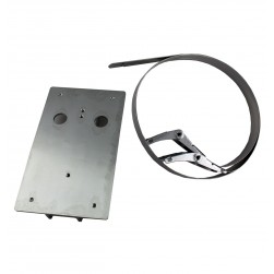 Optex SIP-PMBR Pole Mount Bracket for SIP Series