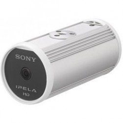 Sony SNC-CH110/S Network 720p Resolution HD / 1.3 Megapixel Fixed Camera