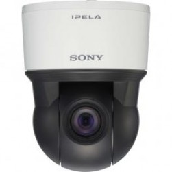Sony SNC-ER520 36x Day/Night IP Rapid Dome Camera, HPoE