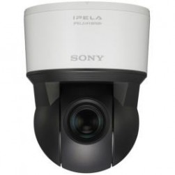 Sony SNC-ZR550 Network Rapid Dome Camera - REFURBISHED