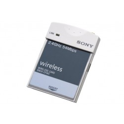 Sony SNCA-CFW5 Compact Flash Type IEEE802.11g Wireless LAN Card