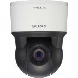 Sony SNC-ER580 20x 1080p Full HD Day/Night IP Rapid Dome Camera, HPoE