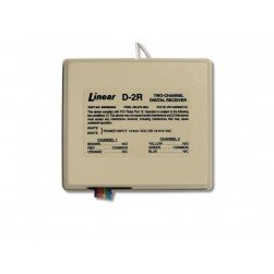 Linear D-2R 2-Channel Receiver