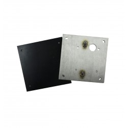 Optex SR-MPLT SIP/LRP Adaptor Mounting Plate to Weather Proof Double Gang Box