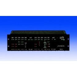 American Fibertek SR-20-2 SR-20 Sub Rack with PSR-2 Power Supply