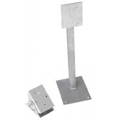 Veilux SVEX-M1 Adjustable Wall Mount for Explosion-Proof Housings