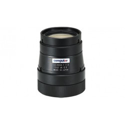 Computar T5Z8513CS-IR 1/3-inch 8.5-40mm f1.3 Varifocal, Manual Iris