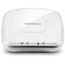 TRENDnet TEW-821DAP AC1200 Dual Band PoE Access Point