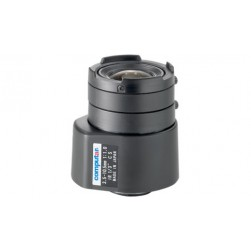 Computar TG3Z3510AFCS-IR 1/3-inch 3.5-10.5mm f1.0 Varifocal, Video