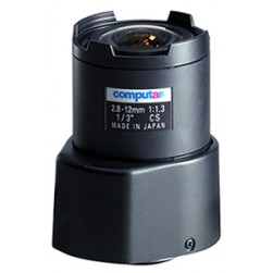 Computar TG4Z2813AFCS-IR 1/3-inch 2.8-12mm f1.3 Varifocal, Video