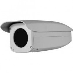 Pelco TI350 Sarix TI 384x288 IP and Analog Thermal Bullet Camera with Integrated Fixed Enclosure, 50mm Lens, NTSC