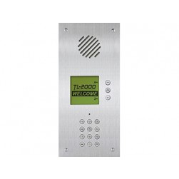 Aiphone TL-2000 Multi-Tenant Telephone Entry System