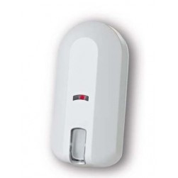 Visonic TOWER 10 AM PIR Mirror Detector With Anti Masking, 90 Degree, 82 X 100 Coverage, UL