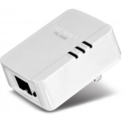 TRENDnet TPL-406E Powerline 500 AV Nano Adapter