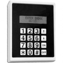 Interlogix TPZ-IKE-2 16 Button Keypad with LCD Display