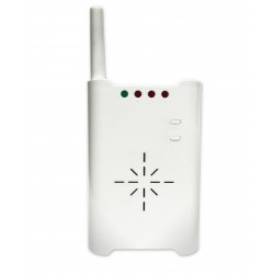 Optex TR-20U Hardwired Repeater for RCTD-20U Wireless 2000