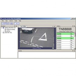 TRENDnet TV-LPR999 Luxriot License Unlimited Plate Recognition Support