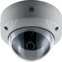 Interlogix TVD-3101 TruVision 1.3Mp Indoor D/N Network Mini Dome