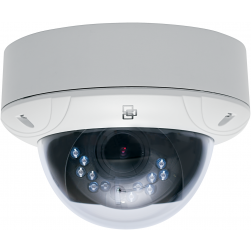 Interlogix TVD-6125VE-2-P TruVision 2.8 - 12mm Vandal Dome Camera