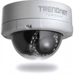 TRENDnet TV-IP342PI Outdoor 2MP Full HD Day/Night Dome Network Camera