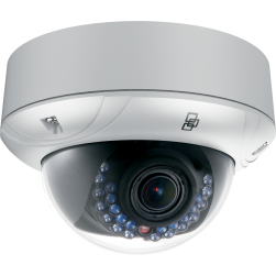 Interlogix TVD-1202 TruVision 3MP IP 2.8-12mm Mini Dome Camera
