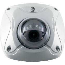 Interlogix TVW-1102 TruVision 3 MPx Low Profile Mini IR Dome Camera