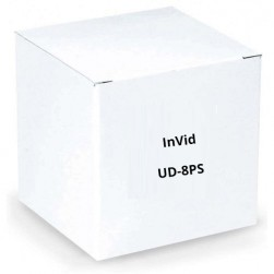 InVid UD-8PS Power Supply for UD1A-4 & UD1A-8