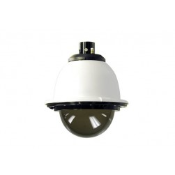Sony UNI-OPS7T1 Outdoor Pressurized Pendant Mount Housing for SNC-RZ30N / SNC-RZ50N, Tinted Dome