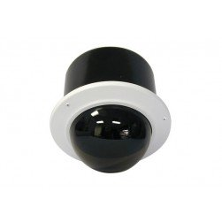 "Sony UNIOFS7T1 7"" Vandal-Resistant Outdoor Recessed Dome (Tinted Bubble)"