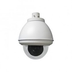 Sony UNI-ONEP520C2 Outdoor Unitized Pendant Mount with Clear Lower Dome - REFURBISHED