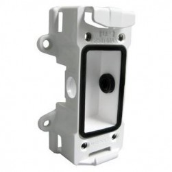 Sony UNI-WMBB1 Aluminum Wall/Pole Mount Back Box