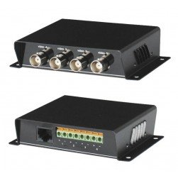 Speco UTP4P 4 Channel Passive Video Transceiver