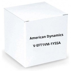 American Dynamics V-EFT1VM-1YSSA 1 Year Support for EverRun Enterprise FT 1 PVM (ER-EFT1VM)