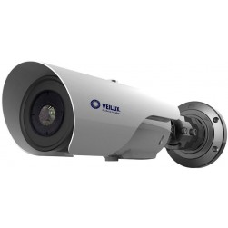 Veilux V-Thermal-IP8 Outdoor Thermal Imaging Network Camera, 8mm