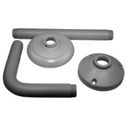 ATV VDMWC2 Wall and Ceiling Mount kit for IPVD Series of IP Cameras