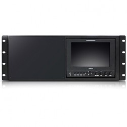 Orion VF703G-RMK1 7in LED Field Monitor with Rack Mount