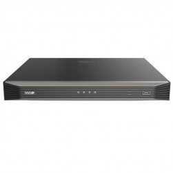 InVid VN1A-8X8-4TB 8 Channels Network Video Recorder with 8 Plug & Play Ports, 4K, 4TB