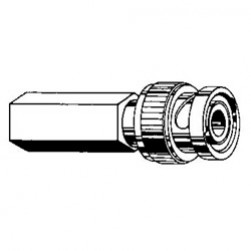 Vitek VT-BNC-TWIST-ON BNC Twist-On Connector 75 Ohm