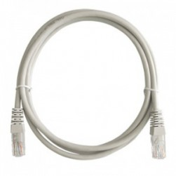 Cantek CT-W-CAT5E-6 White CAT 5E UTP Patch Cable White Color, 6 Feet