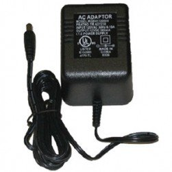 Cantek CTW-T2000 12VDC 2 Amp Plug-in Power Supply, UL Listed